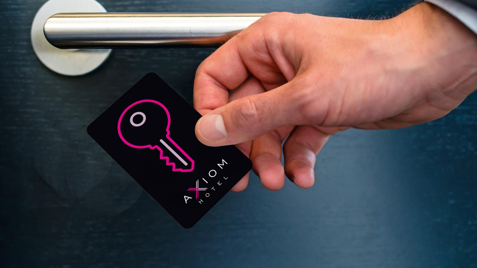 Axiom Key Card