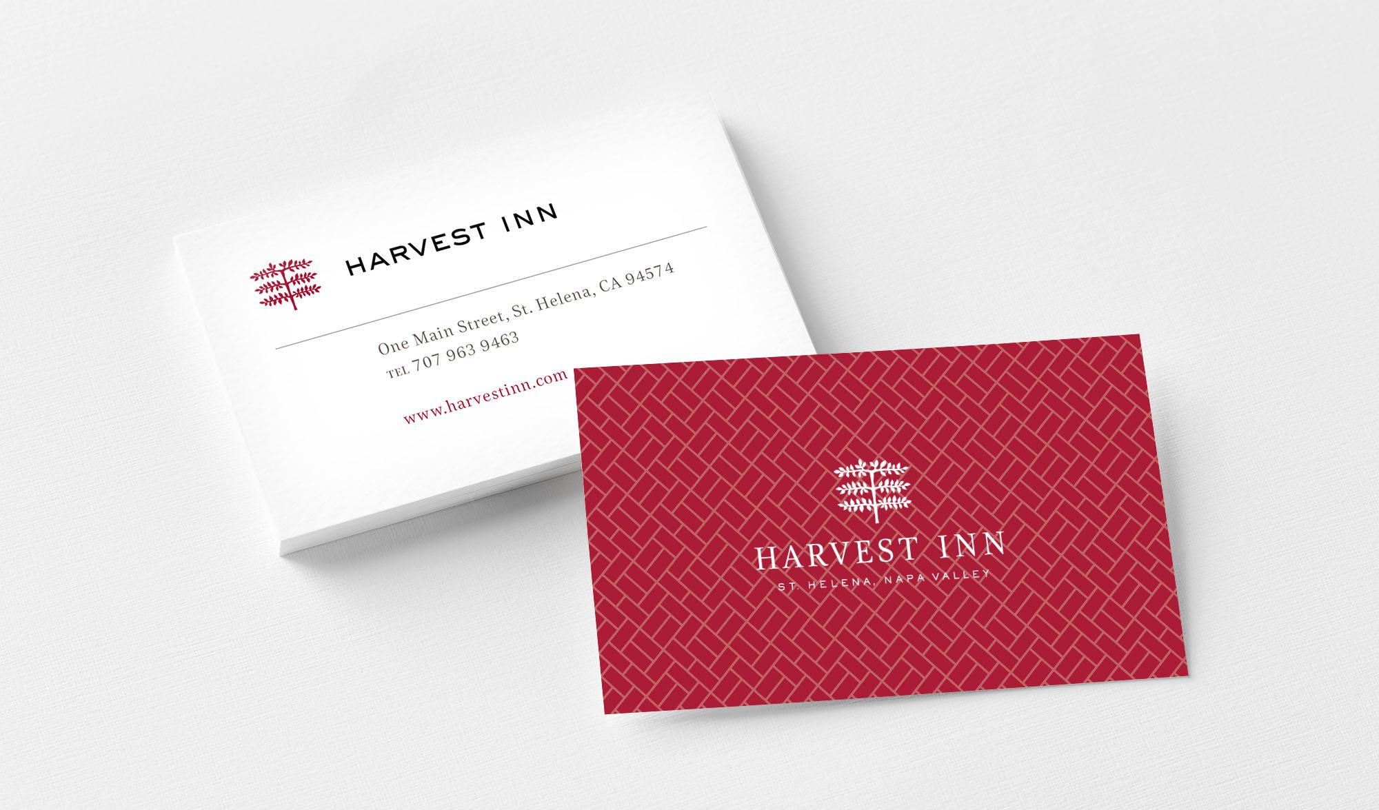 Harvest Inn Stationery